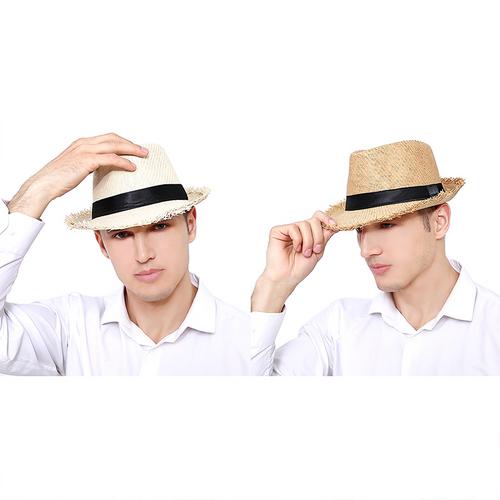 ASST. PANAMA BEACH HAT