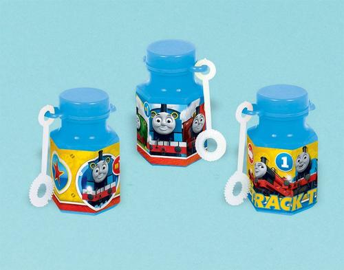 Thomas All Aboard Mini Bubbles 12pk