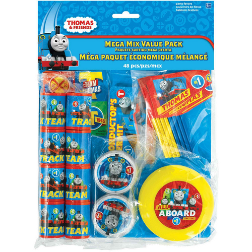Thomas the tank engine mega mix pack