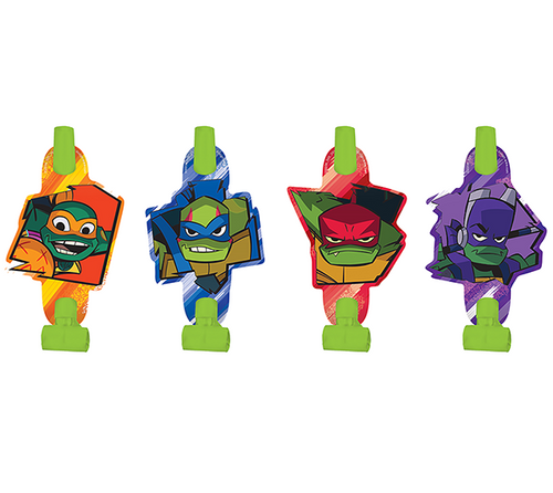 Rise of the TMNT Blowouts