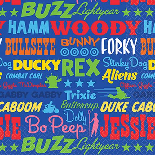 Toy Story 4 B/Napkins