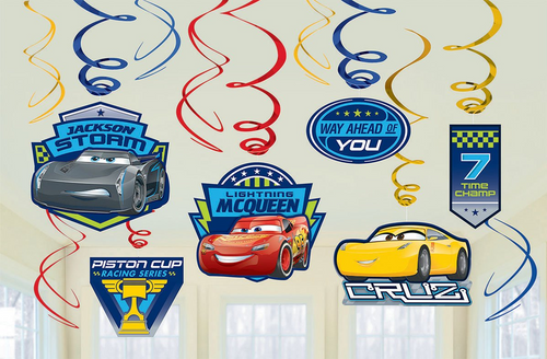 Cars 3 Swirl VP