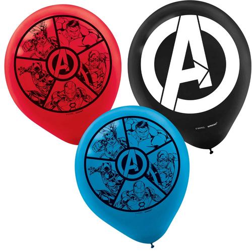 Marvel Powers Unite 30cm Latex Bln