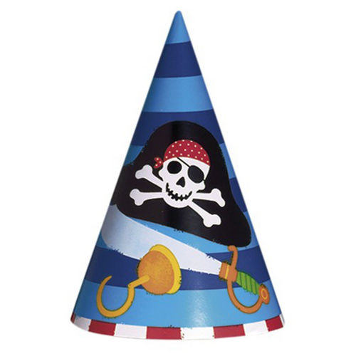 Pirate Party Ppr Hats