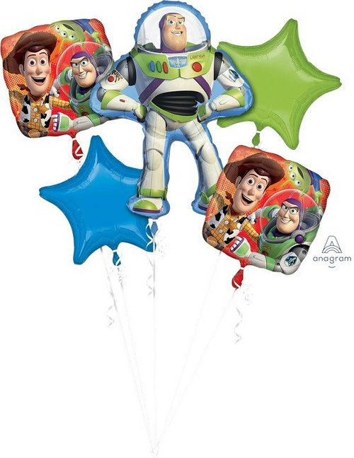 Bouquet Toy Story Gang P75