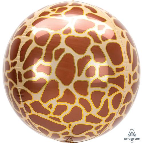 Orbz XL Giraffe Print G20