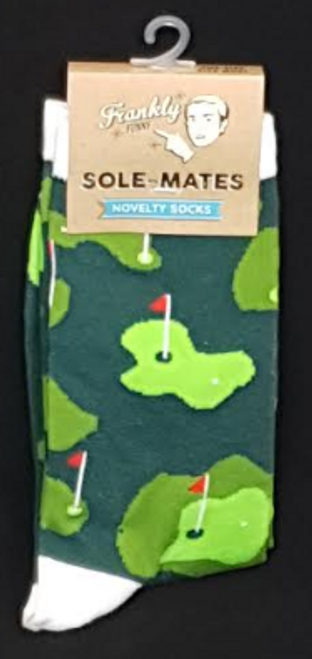 SOCK FF GOLF