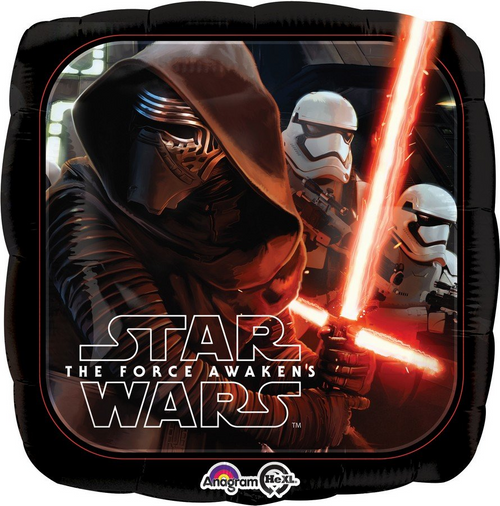 STD HX Star Wars The Force Awaken