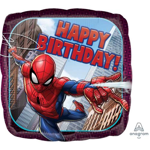 STD HX Spider-Man HBD S60