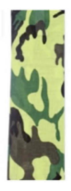 Bandana (Pattern) Camouflage Print