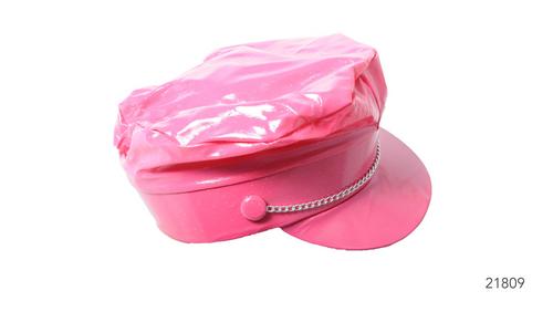 Pink Gogo Cap