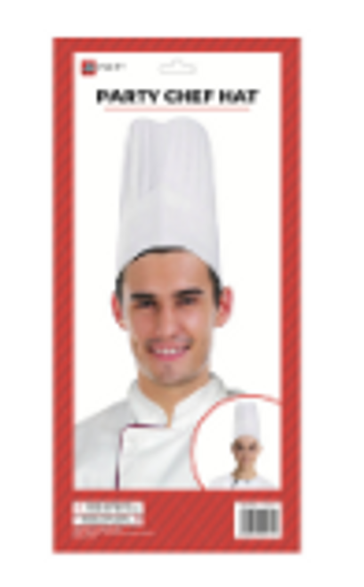 Chef Hat (Tall)