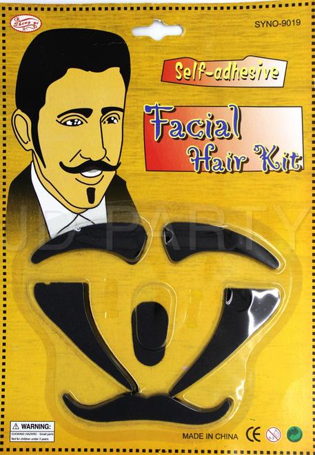 Facial Hair Kit