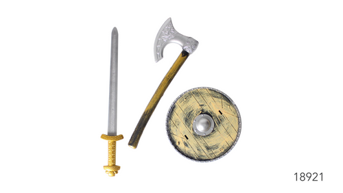 Sword, axe & Shield Accessory