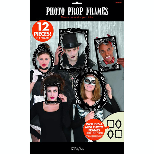 PHTO FRAME PROPS BOOTH GOTHIC