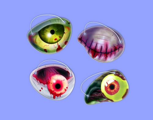EYE PATCHES ZOMBIE*