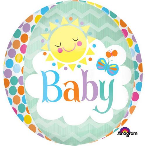 Orbz XL Friendly Baby Sun G20