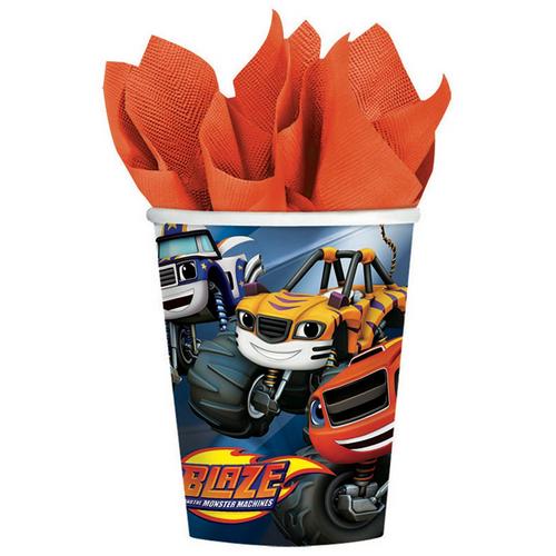 Blaze 9oz/266ml Cups