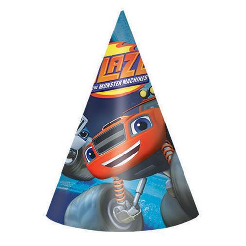 Blaze Ppr Cone Hats