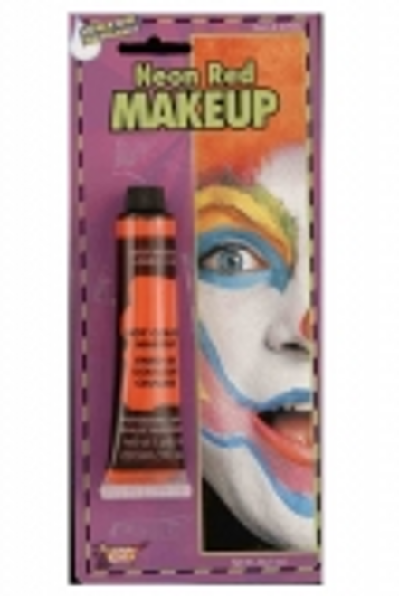 Make Up-Neon Red Cream