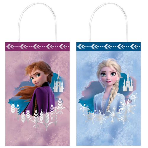 Frozen 2 H-S Kraft Bag