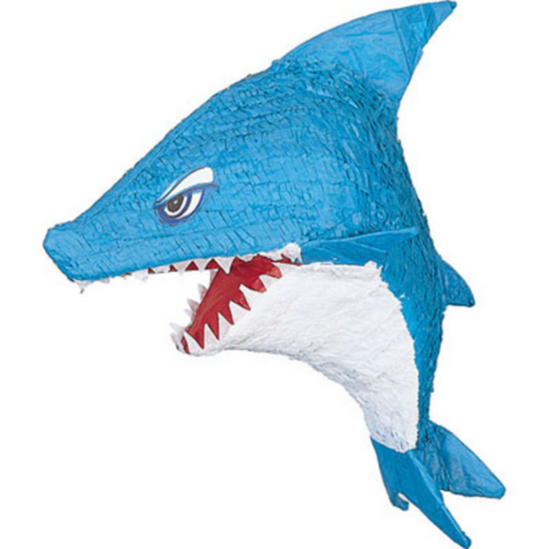 Shark 3D Shp Pinata