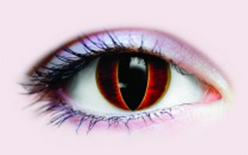 Sauron Contact Lenses