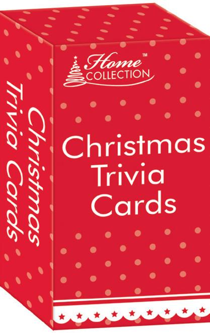 CARDS TRIVIA CHRISTMAS