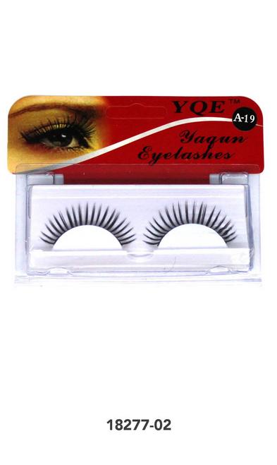 Eyelash (Black) (Normal) A-19