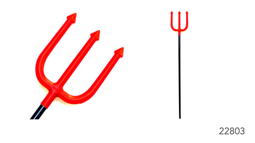 Plastic Devil Fork