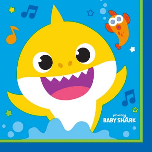Baby Shark L/Napkin