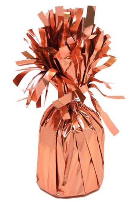 JUMBO FOIL BLN WGT - ROSE GOLD