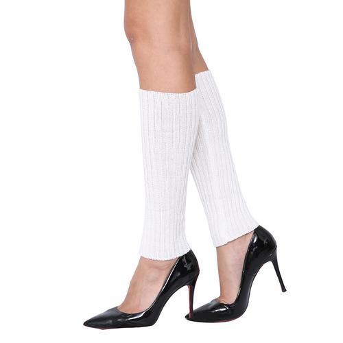 *LEG WARMER-WHITE