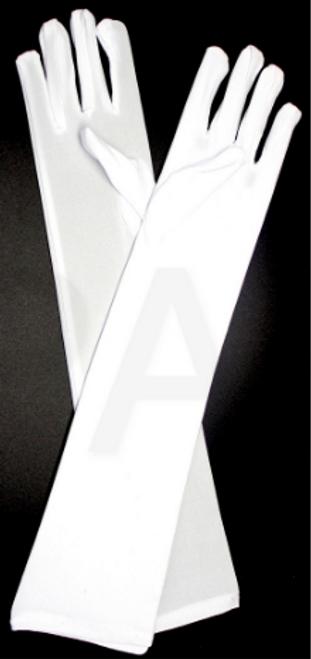Glove (Long) (White)