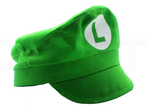 Adult Green L Hat