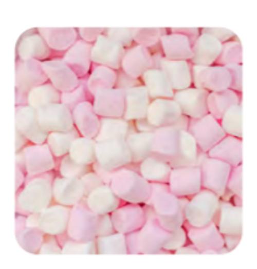 Pink & White MiniMarsh 1kg