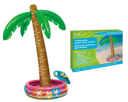 INFLATABLE PALM TREE COOLER70""