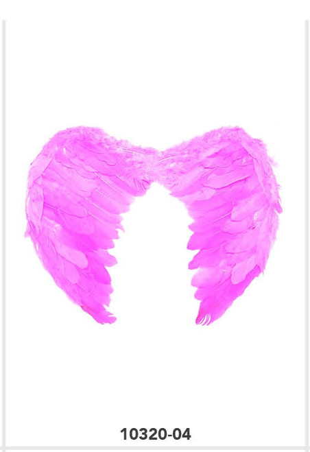 Angel Wing (Small) (Hot Pink)