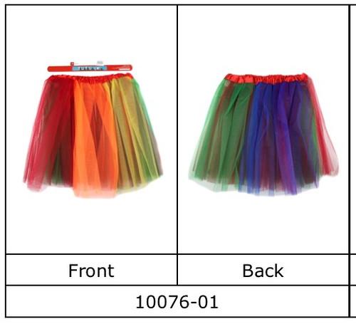 Tutu (M) Rainbow (Same as 10060-21)
