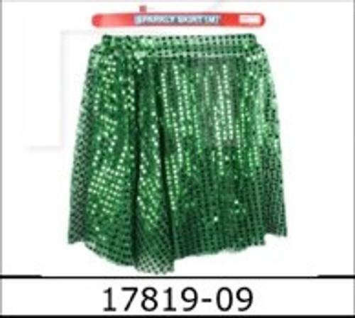 Sparkly Skirt (M) (Green)