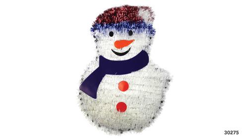 Christmas Wall Décor (Snowman)