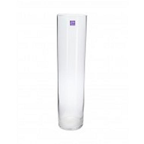 Glass Cylinder Vase 12x50cmH  (1/6)