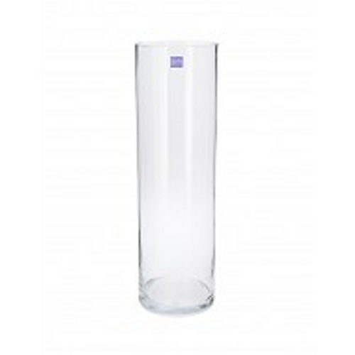 Glass Cylinder Vase 15x50cmH (1/6)