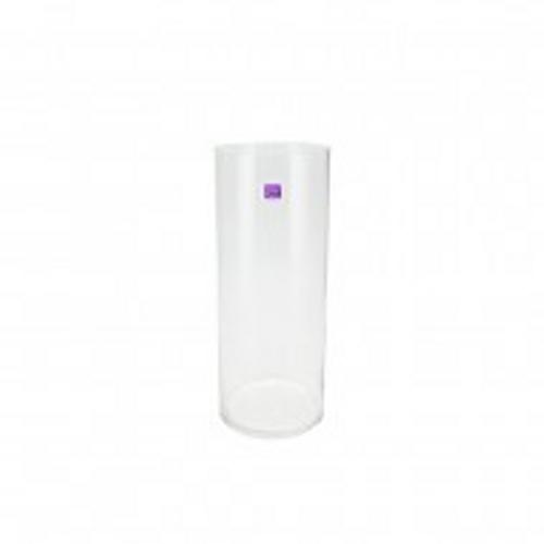 Glass Cylinder Vase 12x30cmH (1/12)