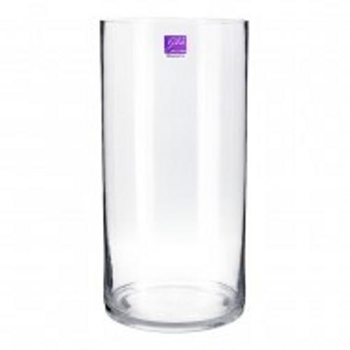 Glass Vase Cylinder 17.4x39.5cm (1/4)
