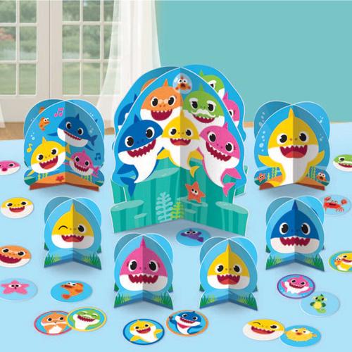 Baby Shark Table CP Kit