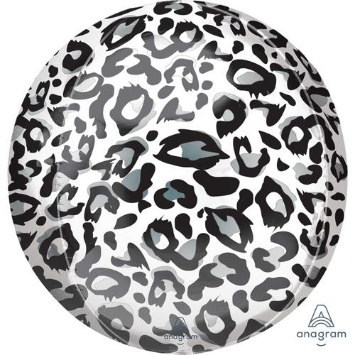 Orbz XL Snow Leopard Print Ani