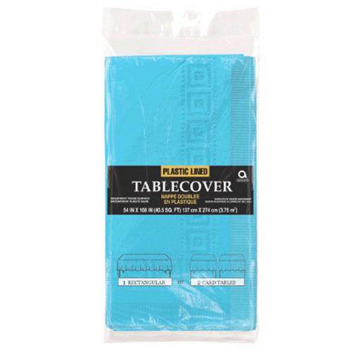 3PLY TCover Plas Lined Carib Blue