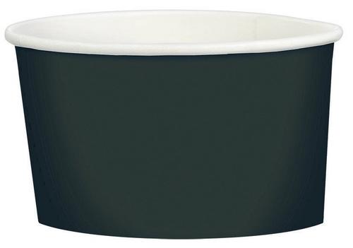Ppr Treat Cup 9.5oz/280ml Jet Black