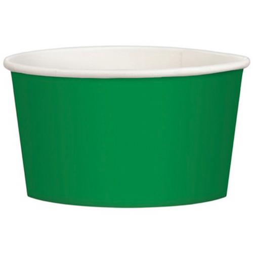 Ppr Treat Cup 9.5oz/280ml Festive Green